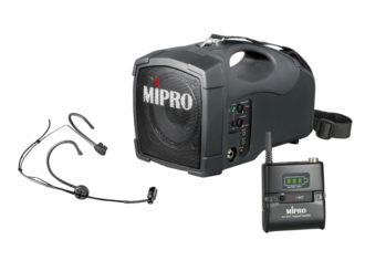 Obrázek č.3 article MIPRO MA-101G