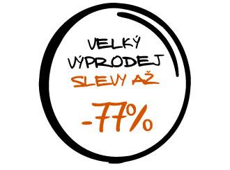 Velký povánoční výprodej zahájen. Slevy až -77%!