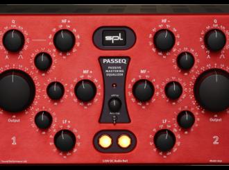 Obrázek č.8 article SPL představuje nové nástroje pro mastering postavené na 120V a SUPRA technologii