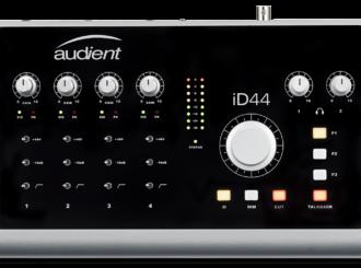 Obrázek č.1 article Nová USB zvuková karta Audient iD44 posouvá hranice úspěšné řady iD
