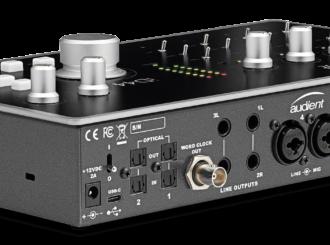 Obrázek č.6 article Nová USB zvuková karta Audient iD44 posouvá hranice úspěšné řady iD