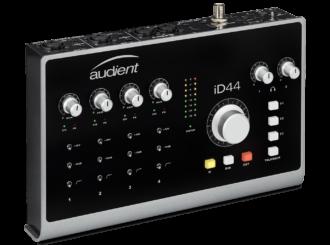 Obrázek č.5 article Nová USB zvuková karta Audient iD44 posouvá hranice úspěšné řady iD