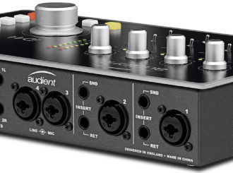 Obrázek č.4 article Nová USB zvuková karta Audient iD44 posouvá hranice úspěšné řady iD