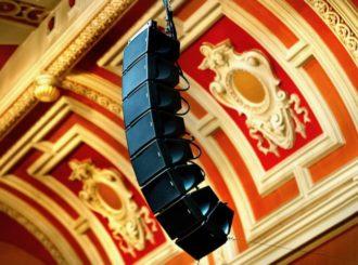 Obrázek č.3 article NEXO GEO M6 kompaktní line array pro 1 500 diváků Victoria Theatre