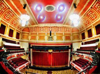 Obrázek č.4 article NEXO GEO M6 kompaktní line array pro 1 500 diváků Victoria Theatre