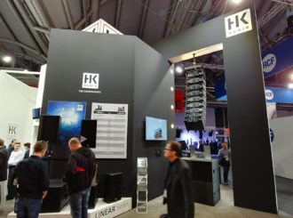 HK Audio - novinky z Prolight + Sound 2018 ve Frankfurtu