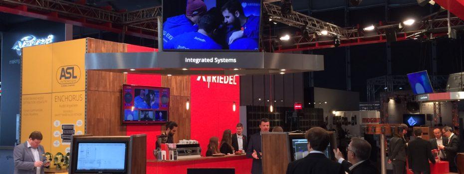Riedel - novinky z veletrhu Prolight + Sound 2018 ve Frankfurtu