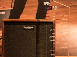 Akustické kombo Hughes and Kettner ERA 1 vítězem MIPA 2018