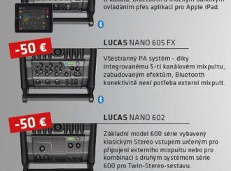 Obrázek č.4 article LUCAS NANO 50€ CASHBACK AKCE