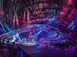 Obrázek č.3 article RIEDEL signálová a komunikační infrastruktura pro EUROVISION SONG CONTEST