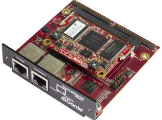 Peavey Commercial Audio uvádí nový Dante modul MDM32 pro systémy MediaMatrix NION