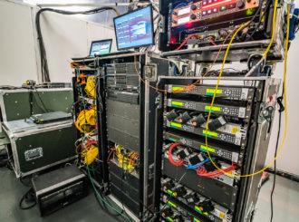 Obrázek č.6 article RIEDEL signálová a komunikační infrastruktura pro EUROVISION SONG CONTEST