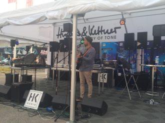 Obrázek č.2 article HK Audio a Hughes and Kettner na Festiwallu 2018