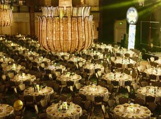NEXO STM pro prestižní ceremoniál AV Awards