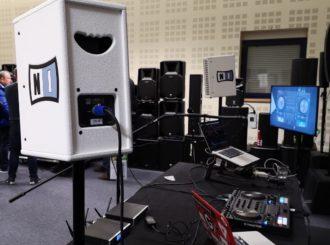 Obrázek č.4 article HK Audio LUCAS 2K18 systém na Native Instruments Hands On Haptic Tour