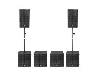 Obrázek č.2 article HK Audio Linear 3 Pack - nové sestavy aktivních PA systémů