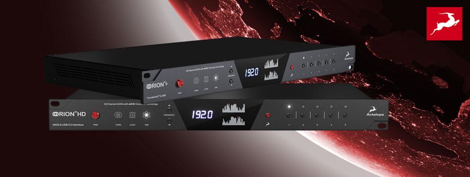 Antelope Audio – Orion 32 – Gen3