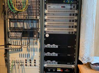 Obrázek č.19 reference Nexo STM Line Array ve Smetanově síni Obecního domu