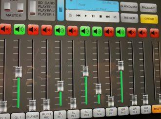 Obrázek č.18 reference Nexo STM Line Array ve Smetanově síni Obecního domu