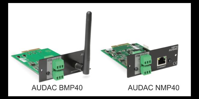 AUDAC BMP40 a NMP40