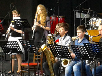 Jazz fest Competition - Žatec