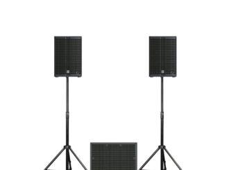 Obrázek č.4 article HK Audio Linear 7 - profesionální PA reprosoustavy s pokročilou síťovou komunikací