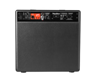 Obrázek č.10 article Hughes & Kettner Black Spirit 200 Combo a box TM 112 Pro