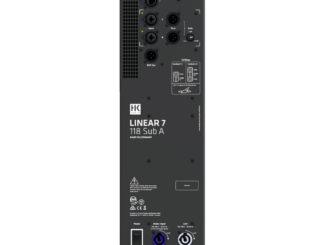 Obrázek č.7 article HK Audio Linear 7 - profesionální PA reprosoustavy s pokročilou síťovou komunikací