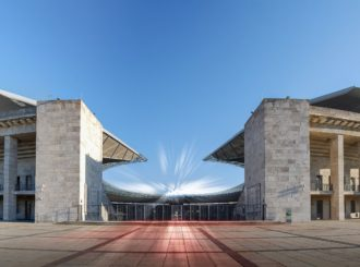 HK Audio VORTIS reprosoustavy pro Olympijský stadion v Berlíně