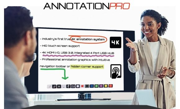 Williams AV - ANNOTATION PRO