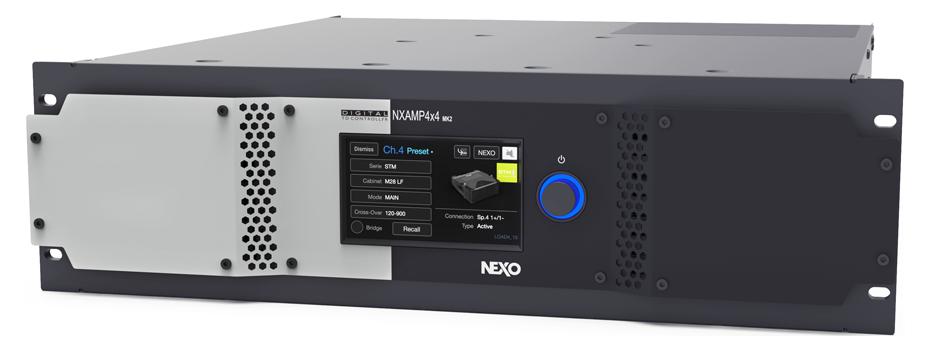 Nová vlajková loď Nexo NXAMP4x4mk2 je na trhu