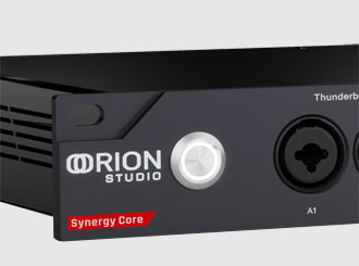 Antelope Audio – Orion Studio Synergy Core