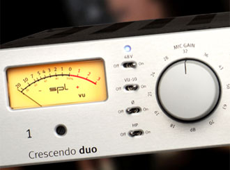 SPL – Crescendo duo