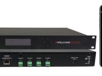 Obrázek č.1 article Williams AV - WaveCAST 8