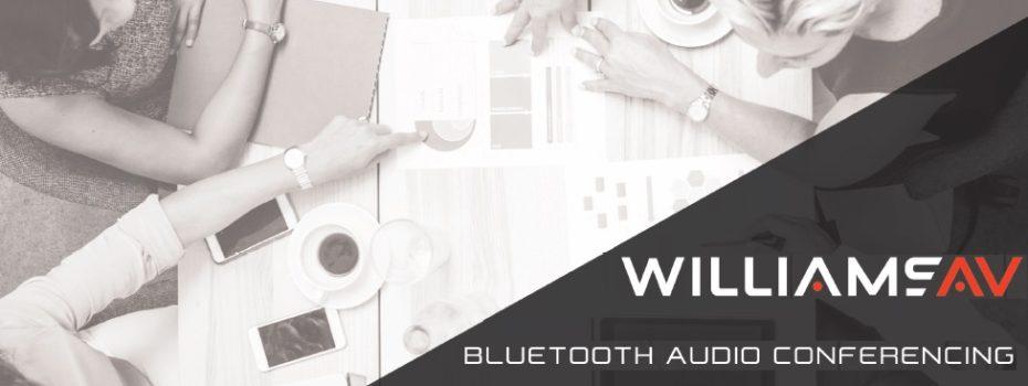 Williams AV – Bluetooth audio konferenční systémy