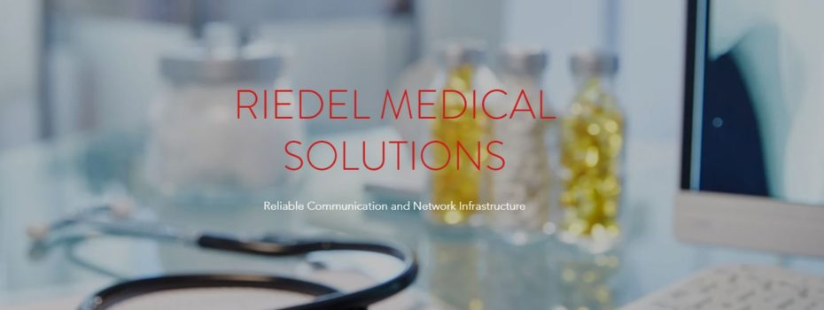 RIEDEL - MEDICAL komunikace