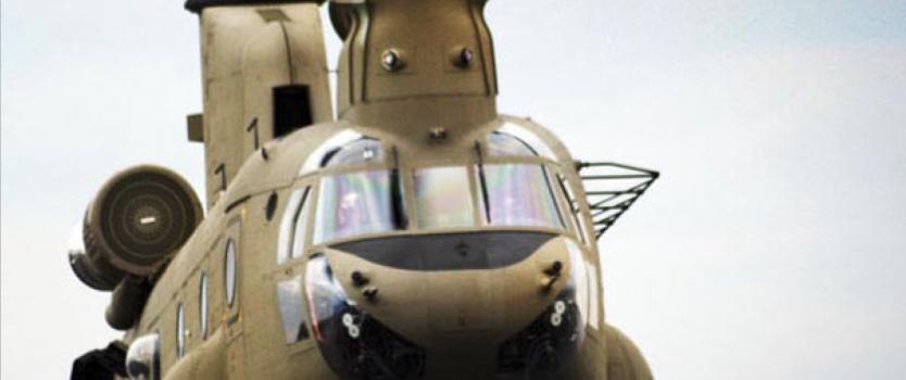 Williams AV Digi-Wave komunikační systém pro Boeing Rotocraft Systems