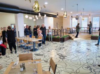 Obrázek č.2 reference Ozvučení Městské Restaurace ve Světlé nad Sázavou