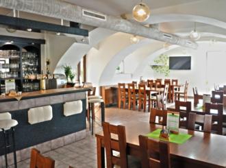 Obrázek č.1 reference Ozvučení Městské Restaurace ve Světlé nad Sázavou