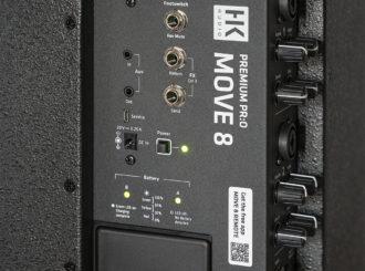 Obrázek č.10 article HK Audio PREMIUM PRO MOVE 8 - nová aktivní multifunkční reprosoustava