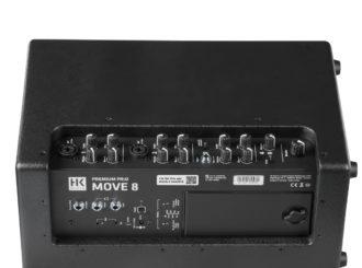 Obrázek č.8 article HK Audio PREMIUM PRO MOVE 8 - nová aktivní multifunkční reprosoustava
