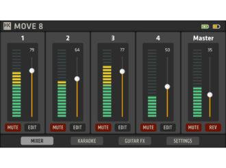 Obrázek č.13 article HK Audio PREMIUM PRO MOVE 8 - nová aktivní multifunkční reprosoustava