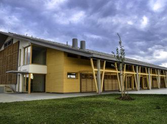 Obrázek č.1 reference Novostavba kulturního domu v Drnholci