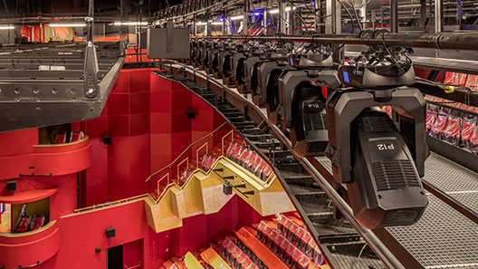 Divadlo AFAS Leusden investovalo do světel JB-Lighting
