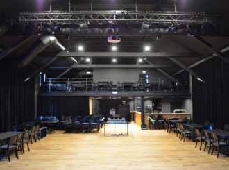 Obrázek č.1 reference Divadlo za komínem Humpolec