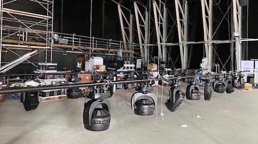 Bavorské divadlo Hof si v rámci rekonstrukce pořídilo 58 hlav JB-Lighting