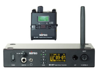 MIPRO MI-58 IEM