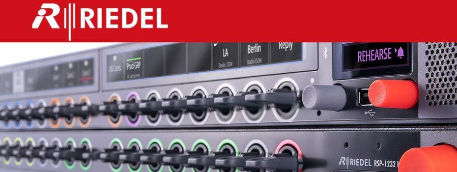 RIEDEL Smartpanely RSP-1232HL / RSP-1216HL