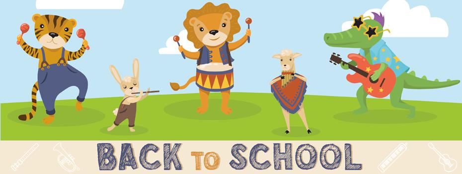 Zpátky do školy!